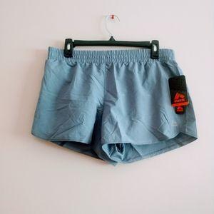 Reebok Athletic Shorts Gray Size M New